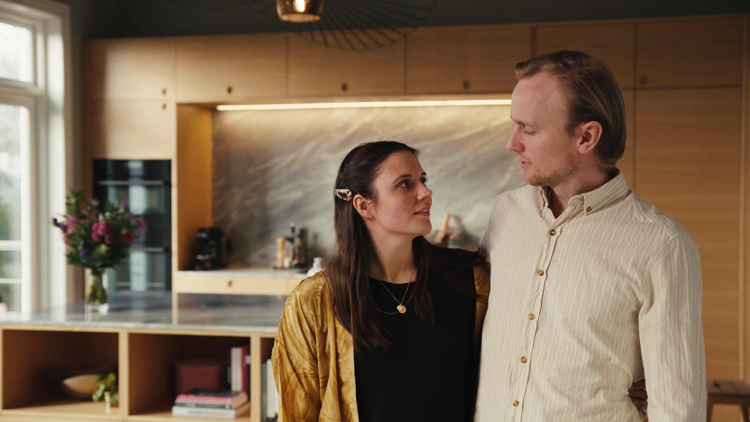 Sara og Janus